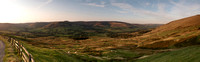 Edale and Kinder Scout, Derbyshire