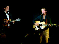Diana Jones and Beau Stapleton - The Ent Shed, Bedford
