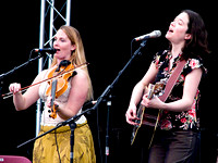Nancy Ker and Kate Fagan - Towersey Village Festival 2007