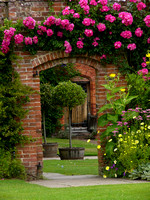 Packwood House Walled Garden
