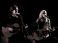 Elizabeth Cook and Tim Carroll
